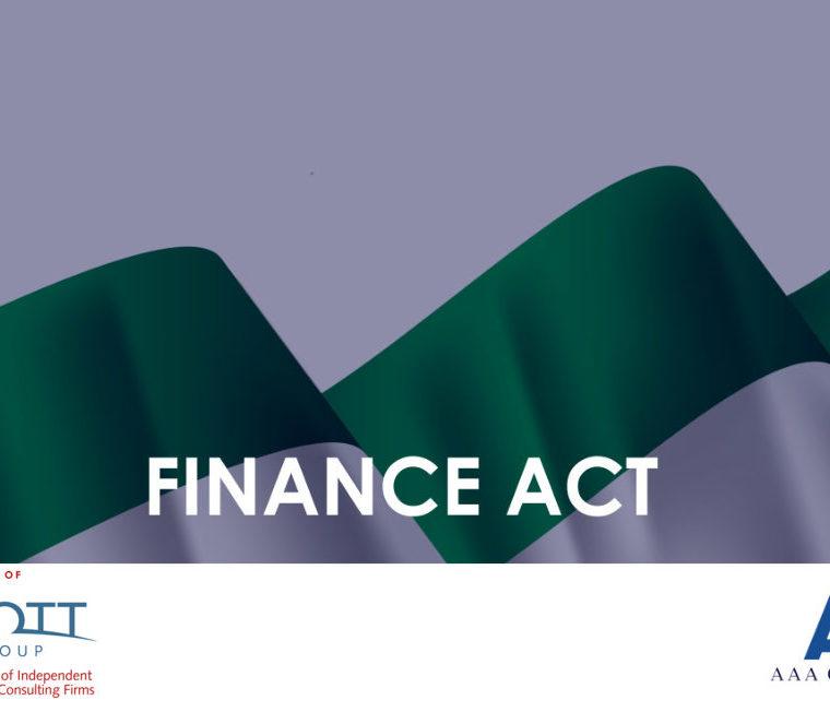 finance act