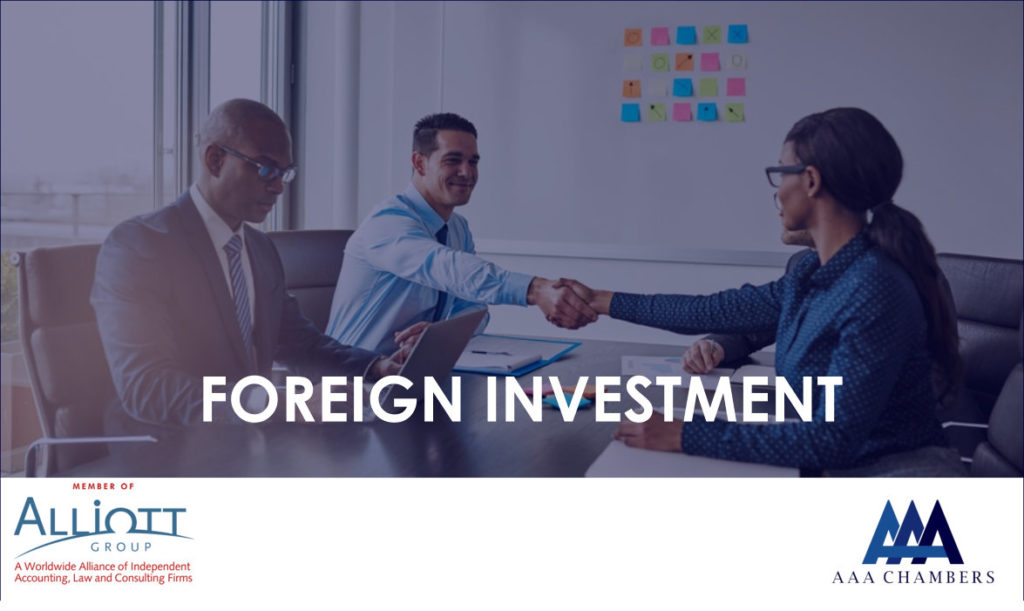 foreigners doing business in Nigeria